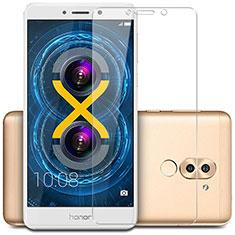Huawei Honor 6X用強化ガラス 液晶保護フィルム T06 ファーウェイ クリア