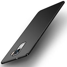 Huawei Honor 7用ハードケース プラスチック 質感もマット M01 ファーウェイ ブラック