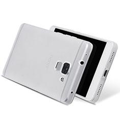 Huawei Honor 7用極薄ソフトケース シリコンケース 耐衝撃 全面保護 クリア透明 T05 ファーウェイ クリア