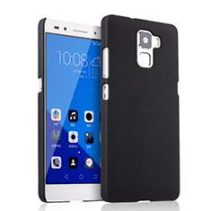 Huawei Honor 7用ハードケース プラスチック 質感もマット ファーウェイ ブラック