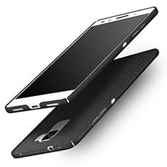 Huawei Honor 7 Dual SIM用ハードケース カバー プラスチック R01 ファーウェイ ブラック