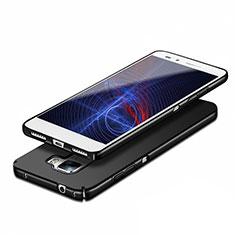Huawei Honor 7 Dual SIM用ハードケース プラスチック 質感もマット M03 ファーウェイ ブラック
