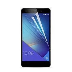 Huawei Honor 7 Dual SIM用高光沢 液晶保護フィルム ファーウェイ クリア