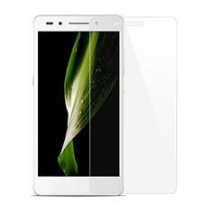 Huawei Honor 7 Dual SIM用強化ガラス 液晶保護フィルム T01 ファーウェイ クリア