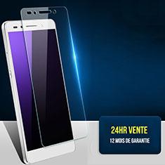 Huawei Honor 7 Dual SIM用強化ガラス 液晶保護フィルム T03 ファーウェイ クリア