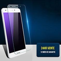 Huawei Honor 7 Lite用強化ガラス 液晶保護フィルム T04 ファーウェイ クリア