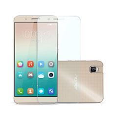 Huawei Honor 7i shot X用強化ガラス 液晶保護フィルム ファーウェイ クリア
