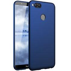 Huawei Honor 7X用ハードケース プラスチック 質感もマット ファーウェイ ネイビー