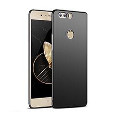 Huawei Honor 8用ハードケース プラスチック 質感もマット M04 ファーウェイ ブラック
