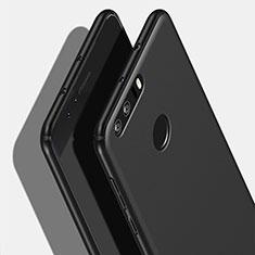 Huawei Honor 8用ハードケース プラスチック 質感もマット M06 ファーウェイ ブラック
