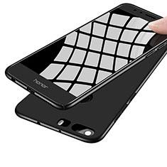 Huawei Honor 8用ハードケース プラスチック 質感もマット M07 ファーウェイ ブラック