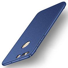 Huawei Honor 8用ハードケース プラスチック 質感もマット ファーウェイ ネイビー