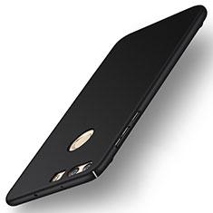 Huawei Honor 8用ハードケース プラスチック 質感もマット ファーウェイ ブラック