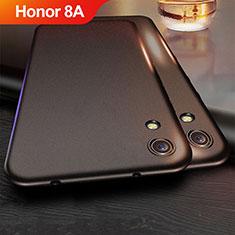 Huawei Honor 8A用極薄ソフトケース シリコンケース 耐衝撃 全面保護 ファーウェイ ブラック