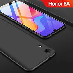 Huawei Honor 8A用極薄ソフトケース シリコンケース 耐衝撃 全面保護 S08 ファーウェイ ブラック