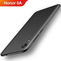 Huawei Honor 8A用極薄ソフトケース シリコンケース 耐衝撃 全面保護 S09 ファーウェイ ブラック