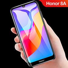 Huawei Honor 8A用アンチグレア ブルーライト 強化ガラス 液晶保護フィルム B04 ファーウェイ クリア