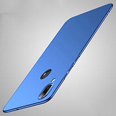 Huawei Honor 8X用ハードケース プラスチック 質感もマット P01 ファーウェイ ネイビー