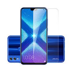 Huawei Honor 8X用強化ガラス 液晶保護フィルム ファーウェイ クリア
