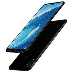 Huawei Honor 8X Max用極薄ソフトケース シリコンケース 耐衝撃 全面保護 ファーウェイ ブラック