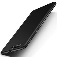 Huawei Honor 9用極薄ソフトケース シリコンケース 耐衝撃 全面保護 S04 ファーウェイ ブラック