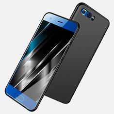 Huawei Honor 9用極薄ソフトケース シリコンケース 耐衝撃 全面保護 S06 ファーウェイ ブラック