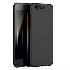 Huawei Honor 9用ハードケース プラスチック 質感もマット M10 ファーウェイ ブラック