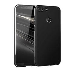Huawei Honor 9 Lite用ハードケース プラスチック 質感もマット M02 ファーウェイ ブラック