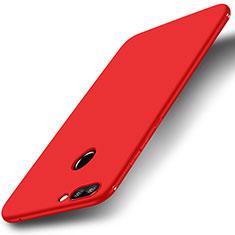 Huawei Honor 9i用極薄ソフトケース シリコンケース 耐衝撃 全面保護 S01 ファーウェイ レッド