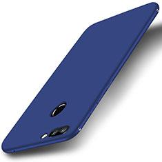 Huawei Honor 9i用極薄ソフトケース シリコンケース 耐衝撃 全面保護 S01 ファーウェイ ネイビー