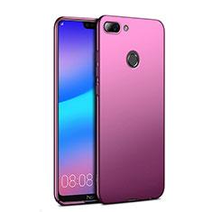 Huawei Honor 9i用ハードケース プラスチック 質感もマット ファーウェイ パープル
