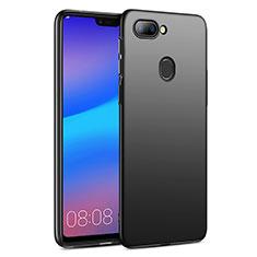 Huawei Honor 9i用ハードケース プラスチック 質感もマット ファーウェイ ブラック