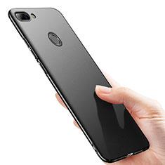 Huawei Honor 9i用ハードケース プラスチック 質感もマット M02 ファーウェイ ブラック