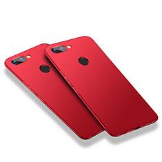 Huawei Honor 9i用ハードケース プラスチック 質感もマット M03 ファーウェイ レッド