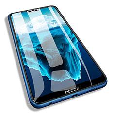 Huawei Honor 9i用強化ガラス 液晶保護フィルム T02 ファーウェイ クリア