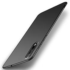 Huawei Honor 9X用ハードケース プラスチック 質感もマット カバー M03 ファーウェイ ブラック