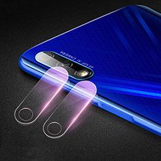 Huawei Honor 9X用強化ガラス カメラプロテクター カメラレンズ 保護ガラスフイルム ファーウェイ クリア