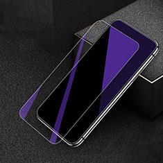 Huawei Honor 9X用アンチグレア ブルーライト 強化ガラス 液晶保護フィルム B01 ファーウェイ クリア