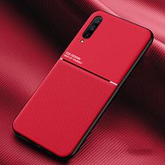 Huawei Honor 9X Pro用360度 フルカバー極薄ソフトケース シリコンケース 耐衝撃 全面保護 バンパー S01 ファーウェイ レッド