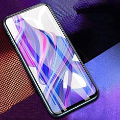 Huawei Honor 9X Pro用強化ガラス フル液晶保護フィルム ファーウェイ ブラック