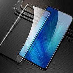 Huawei Honor 9X Pro用強化ガラス フル液晶保護フィルム F02 ファーウェイ ブラック