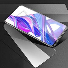 Huawei Honor 9X Pro用強化ガラス 液晶保護フィルム T02 ファーウェイ クリア