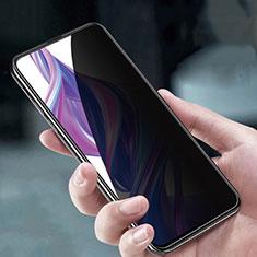 Huawei Honor 9X Pro用反スパイ 強化ガラス 液晶保護フィルム M02 ファーウェイ クリア