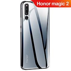 Huawei Honor Magic 2用ハードケース クリスタル クリア透明 ファーウェイ クリア