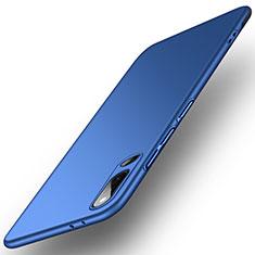 Huawei Honor Magic 2用ハードケース プラスチック カバー ファーウェイ ネイビー