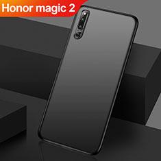 Huawei Honor Magic 2用極薄ソフトケース シリコンケース 耐衝撃 全面保護 S02 ファーウェイ ブラック