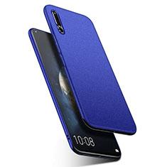 Huawei Honor Magic 2用ハードケース プラスチック カバー Q01 ファーウェイ ネイビー