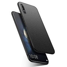 Huawei Honor Magic 2用ハードケース プラスチック カバー Q01 ファーウェイ ブラック