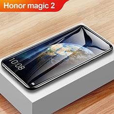 Huawei Honor Magic 2用強化ガラス フル液晶保護フィルム F06 ファーウェイ ブラック