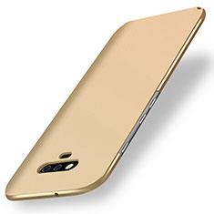 Huawei Honor Magic用ハードケース プラスチック 質感もマット M02 ファーウェイ ゴールド